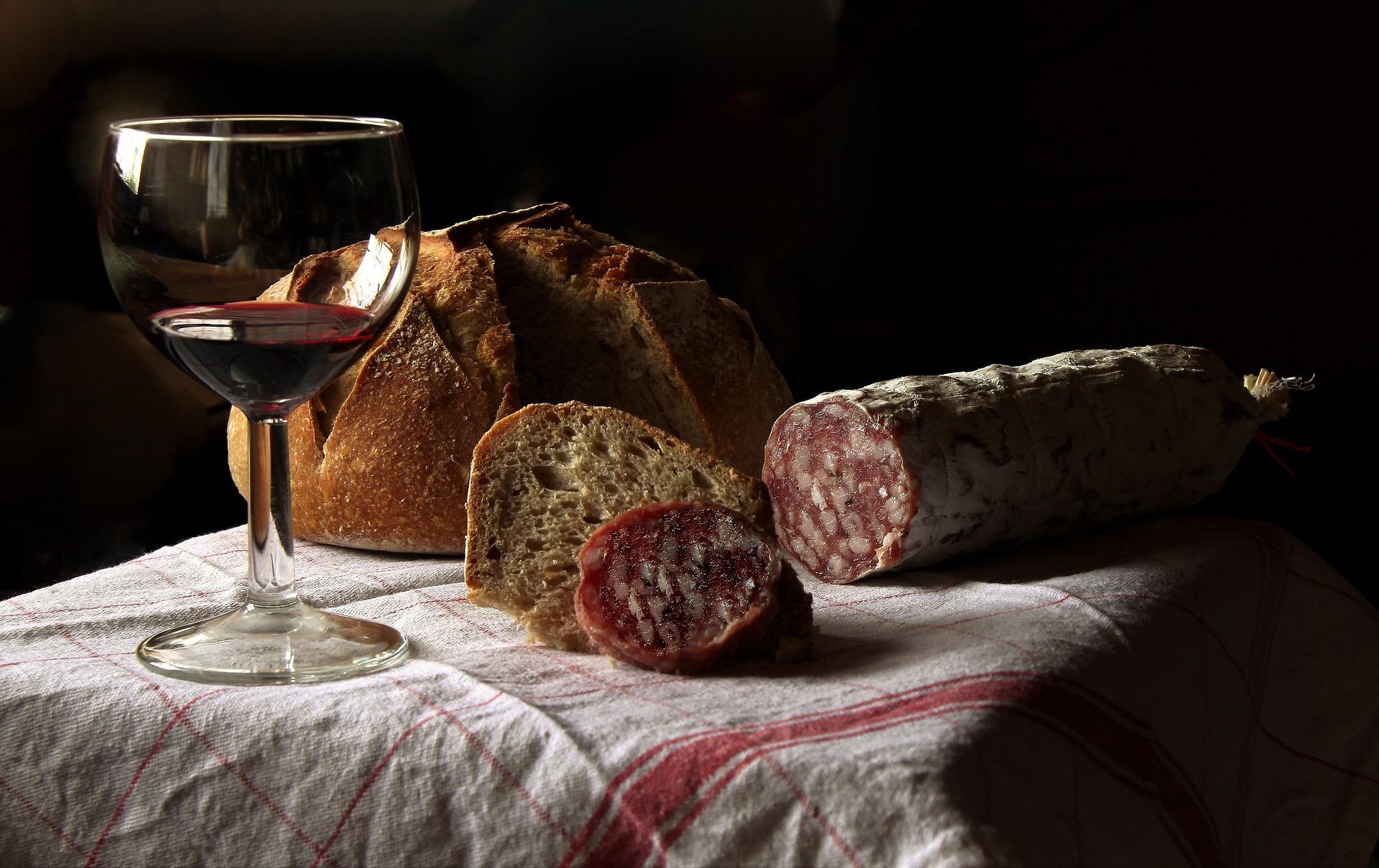 Enoteca Vino in Anfora: Prodotti Tipici