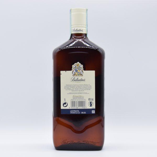 """Ballantine's Blended Scotch Whisky """"Finest"""" (1l)"""
