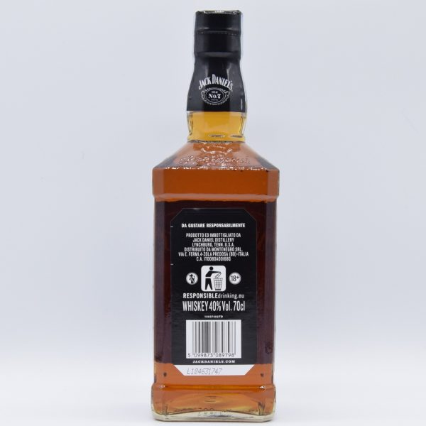 Jack Daniel's Tennessee Whisky Old N. 7 Brand (70cl)