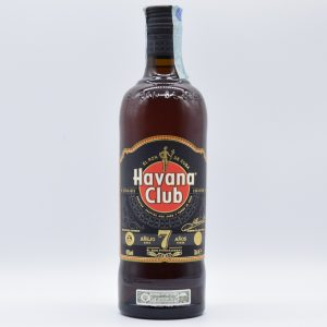 Havana Club añejo 7 annos Ron (0,7l)