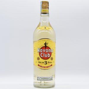 Havana Club 3 annos Ron (1l)