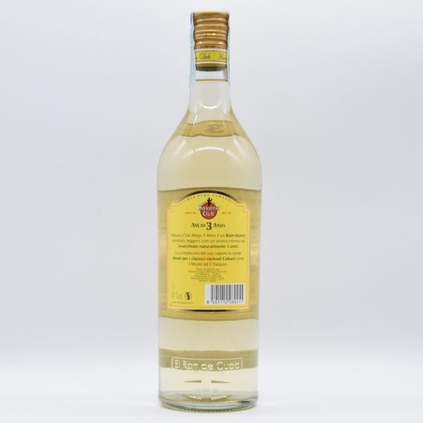 Havana Club 3 annos Ron (1l)