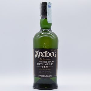 Ardbeg 10 years Islay single malt scotch whisky (0,7l con astuccio)