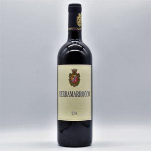 "Terre Siciliane IGT Rosso ""Serramarrocco"""