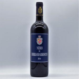 """Terre Siciliane IGT Rosso """"Nero di Serramarrocco"""""""