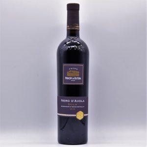 Sicilia DOC Nero d'Avola – Principi di Butera