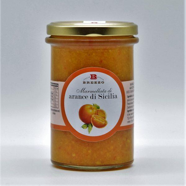 Confettura alle Arance di Sicilia – Brezzo