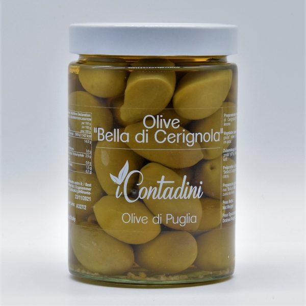 "Olive ""Bella cerignola"" – I contadini"