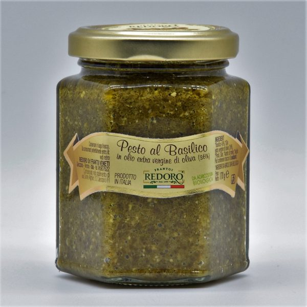 Pesto al Basilico Redoro
