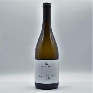 Etna Bianco Cottanera: vino bianco speciale della Sicilia