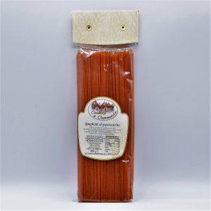 Spaghetti al peperoncino pugliesi