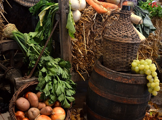 Pratiche di agricoltura biodinamica