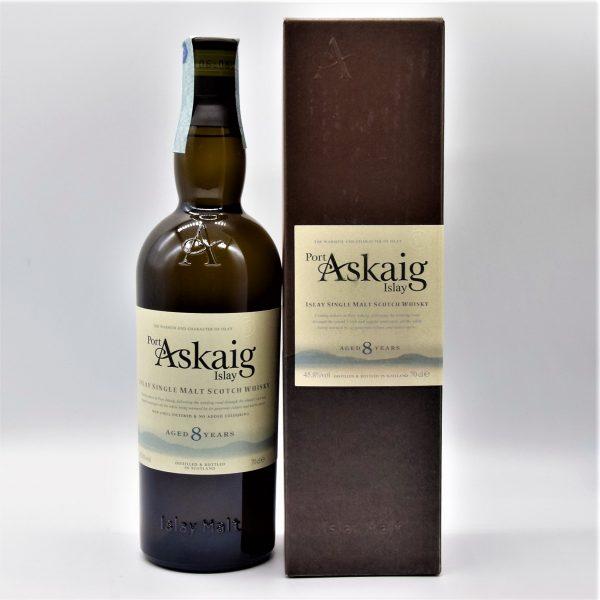 Whisky Port Askaig 8 anni