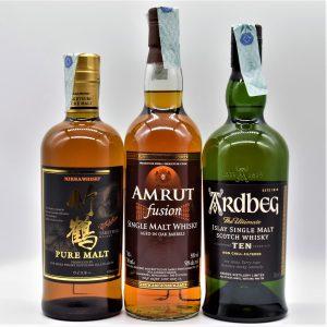 3-pack: Whisky di Classe