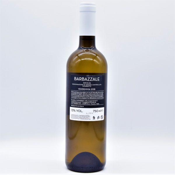 Sicilia Bianco Barbazzale Cottanera