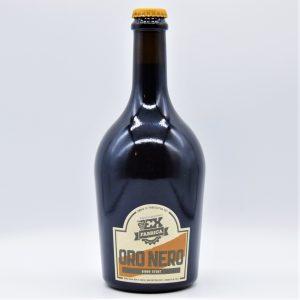 """Birra Stout """"Oro Nero"""" – Birrificio Ex Fabrica"""