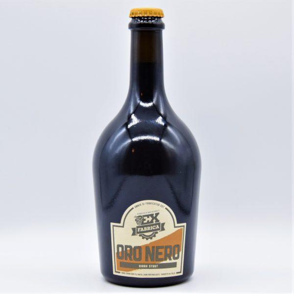 Birra Stout Oro Nero