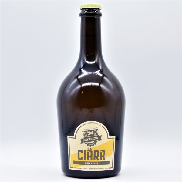 "Birra Chiara ""Ciara"" – Birrificio Ex Fabrica"