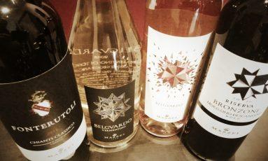 vino rosato della Maremma