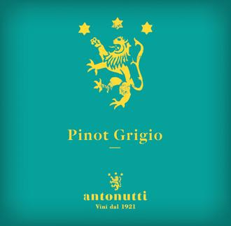 Friuli Grave DOC Pinot Grigio – Antonutti