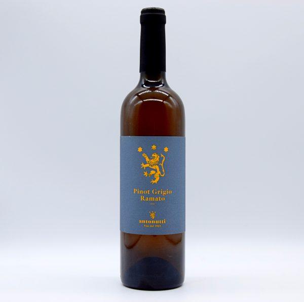 """Friuli Grave DOC Pinot Grigio """"Ramato"""" – Antonutti"""