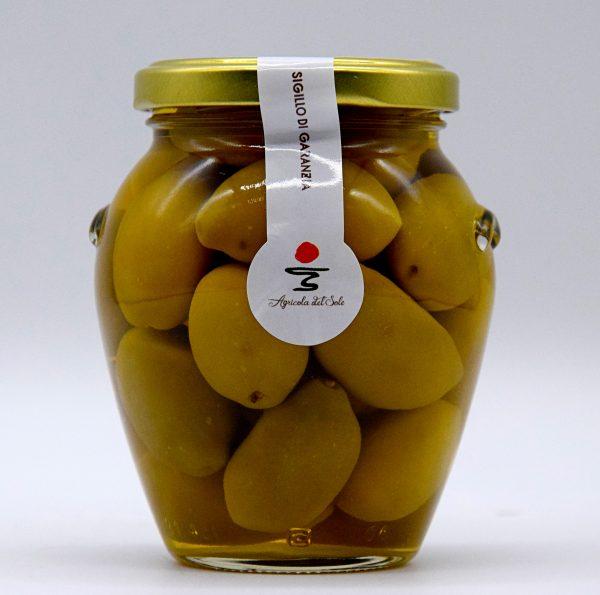 Olive Bella Cerignola Agricola del Sole