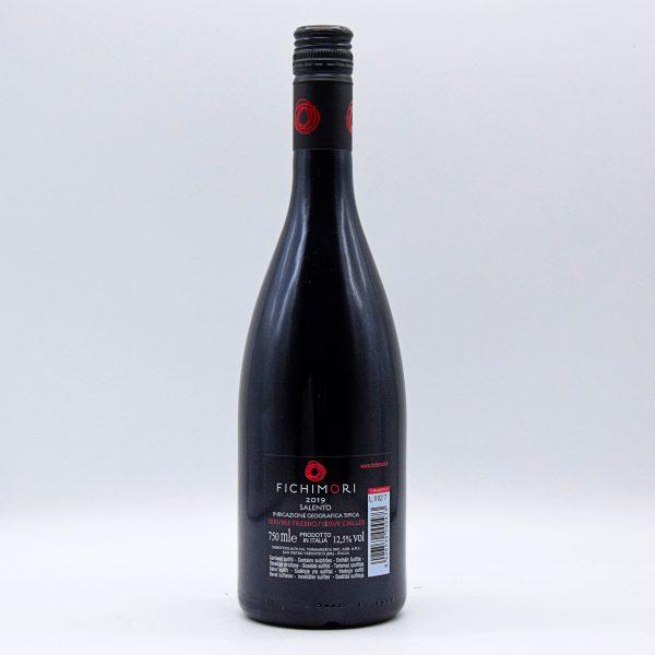 vino rosso da servire freddo