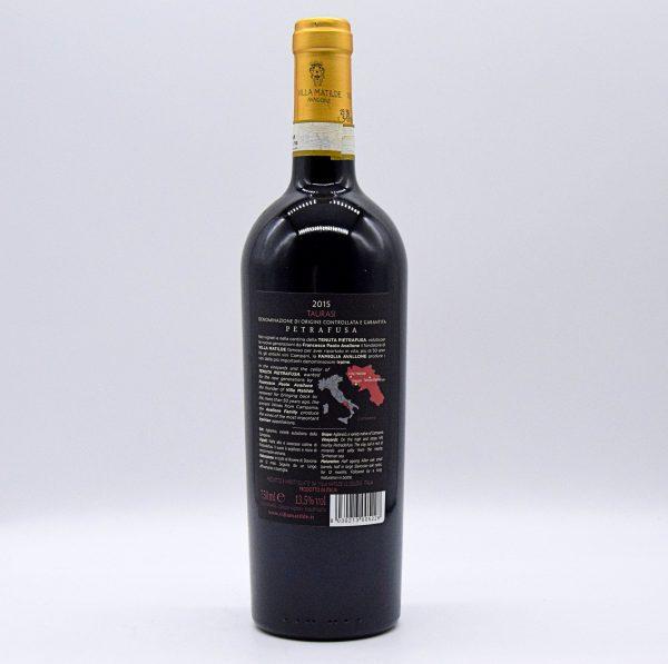 "Taurasi DOCG  ""Petrafusa"" – Villa Matilde"