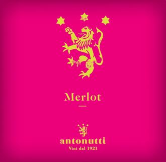Friuli DOC Merlot – Antonutti