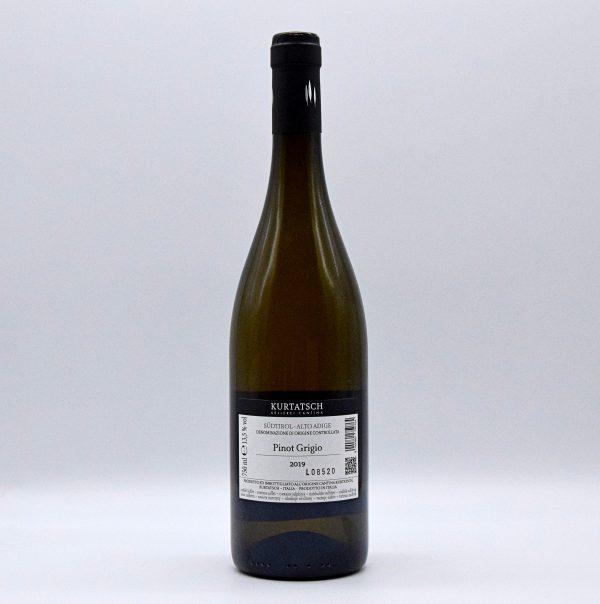 Alto Adige DOC Pinot Grigio – Kurtatsch Kellerei