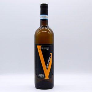 """Coda di Volpe Sannio DOP """"Linea V"""" – La Vinicola del Titerno"""