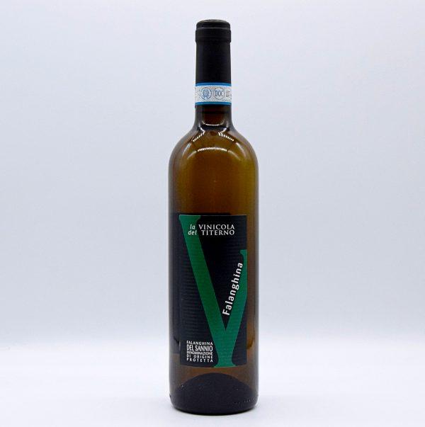 """Falanghina del Sannio DOC """"Linea V"""" – La Vinicola del Titerno"""