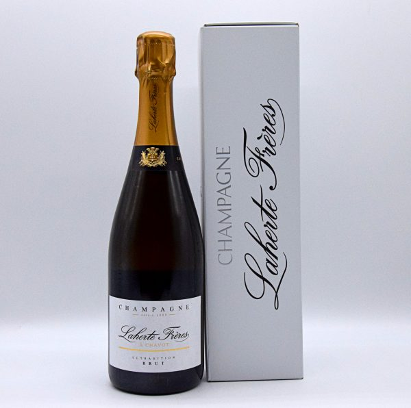 "Champagne Brut ""Ultradition"" – Laherte Frères"