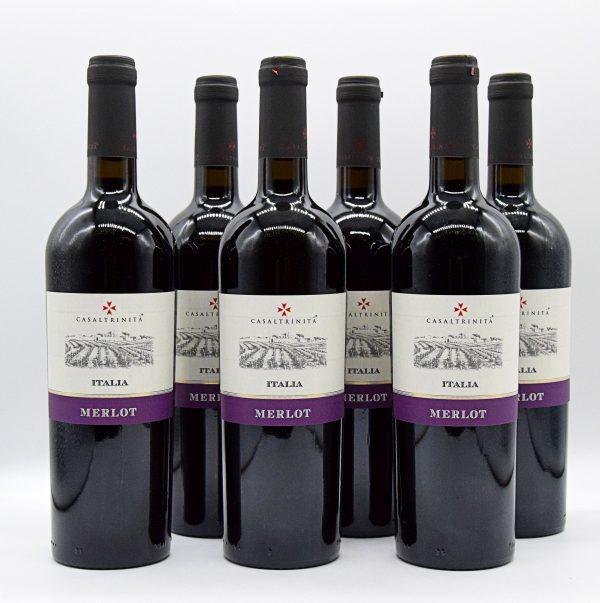 Merlot – Casaltrinità (6 Bottiglie)
