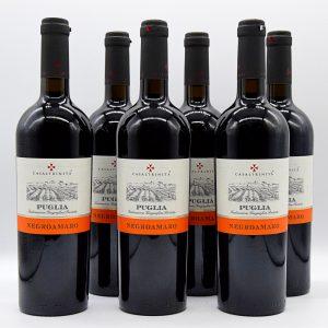 Puglia IGT Negroamaro – Casaltrinità (6 Bottiglie)