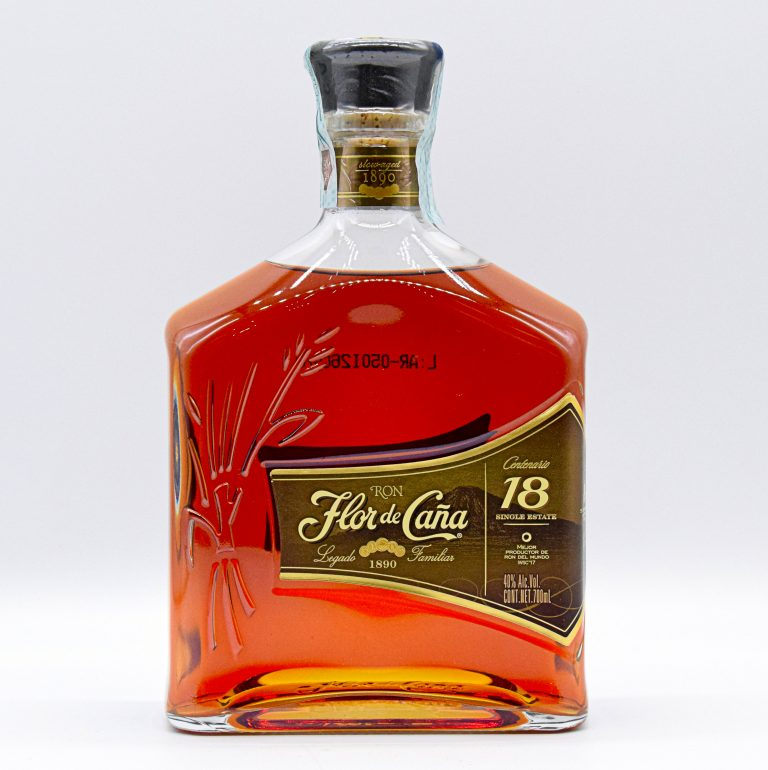 "Rum Flor de Cana ""Linea Centenario 18 Anni"" Single Estate (0,7l)"