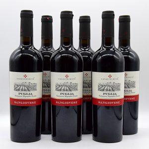Puglia IGT Sangiovese – Casaltrinità (6 Bottiglie)