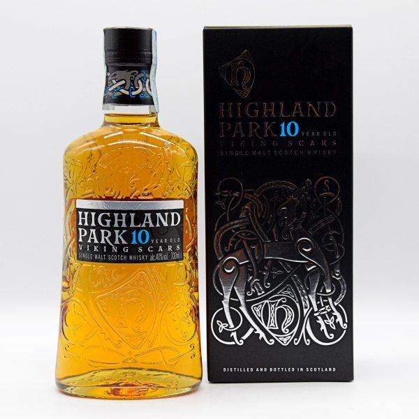 Highland Park 10 anni