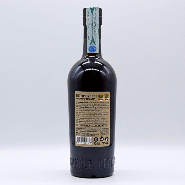 Amaro Jefferson – Vecchio Magazzino Doganale