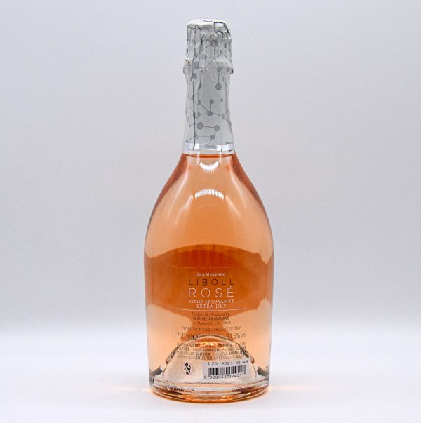 "Vino Spumante Extra Dry Rosé ""Liboll"" – Cantine San Marzano"