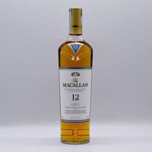 The Macallan Single Malt Scotch Whisky 12 Years Old (0,7l con astuccio)
