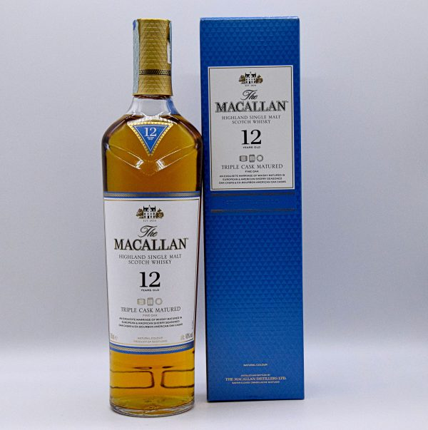 Macallan 12 anni Triple Cask Matured