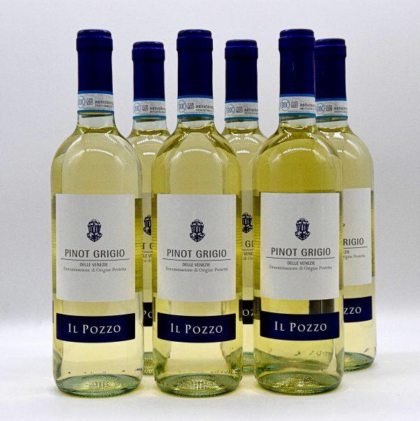 Pinot Grigio delle Venezie DOC – Il Pozzo (6 Bottiglie)