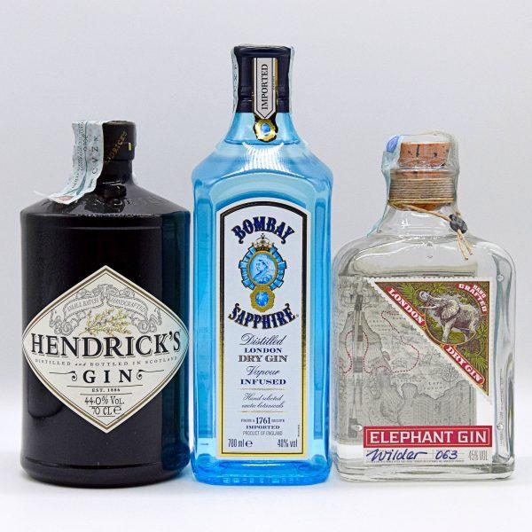 3-Pack: Botaniche del Gin