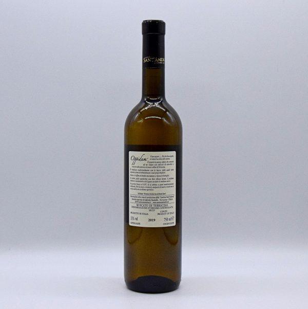 "Moscato di Terracina DOC Secco ""Oppidum"" – Cantina Sant'Andrea"