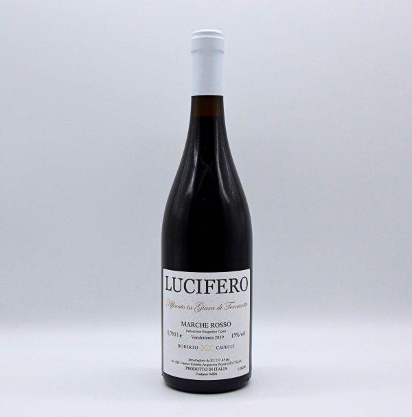 """Marche IGT Rosso Montepulciano """"Lucifero"""" – Roberto Capecci"""