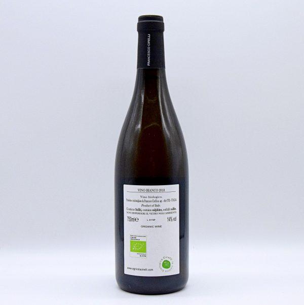 Vino Bianco di Pecorino in Anfora – Cirelli