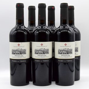 Puglia IGT Nero di Troia – Casaltrinità (6 Bottiglie)