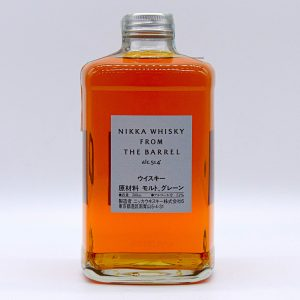 "Whisky Giapponese ""From the Barrel"" (0,5l con astuccio) – Nikka"
