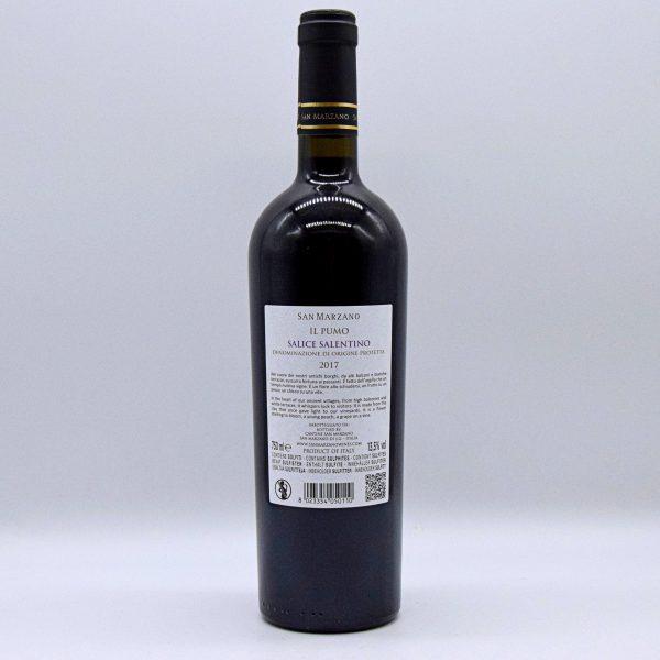 """Salice Salentino DOC """"Il Pumo"""" – Cantine San Marzano"""